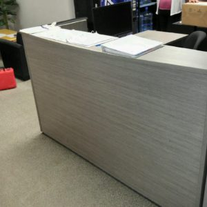 Project #1 - Reception Desk